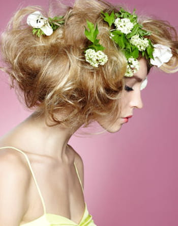 Coiffure : des id&eacute;es pour un mariage