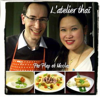 Cuisiner thaï, c'est facile !