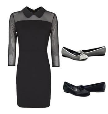 Quelles chaussures avec ma petite robe noire ?