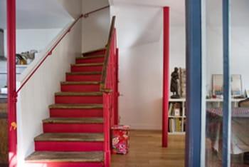 Pour les escaliers la d co est en marche journal des - Deco descente d escalier ...