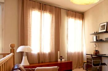 Rideau d coration de rideaux et voilages for Rideau decoration fenetre