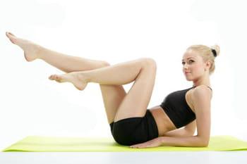 Mes exercices minceur anti-cellulite