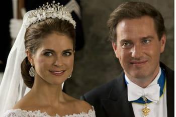 Mariage de Madeleine de Suède : les photos