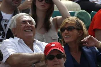 Les people à Roland Garros