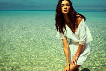 Robes blanches : les plus beaux modèles de l'été