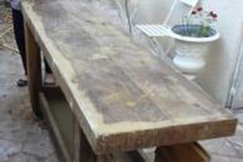 nettoyer et peindre un meuble en bois. Black Bedroom Furniture Sets. Home Design Ideas