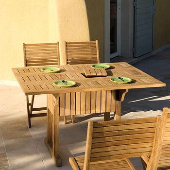 Mod le patio des jardins au bout du monde 30 salons de for Au bout du monde decoration