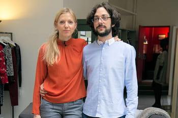 Le relooking couple d'Aline et Antoni chez Zalando.fr