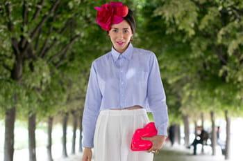 Haute couture automne-hiver 2013-2014 : street style à la sortie des défilés