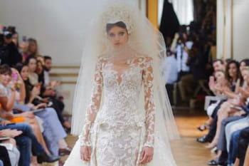 Les robes de mariée de luxe de l'hiver 2014