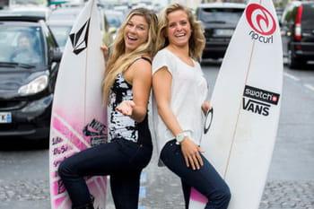 Pauline Ado et Coco Ho:Entretien avec deux fashion surfeuses