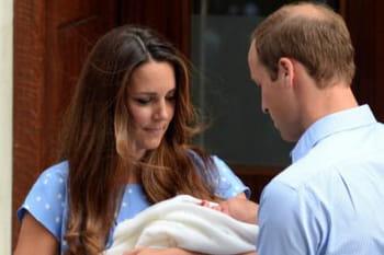 Kate, William et le bébé : toutes les photos