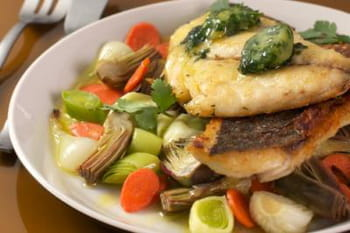 30 recettes de poissons d'automne