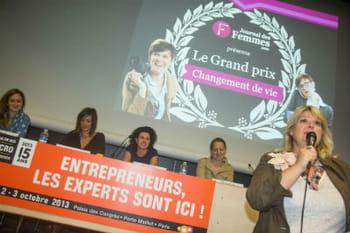 Grand Prix du Changement de Vie : les trois lauréates