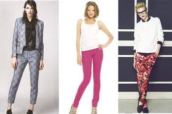 Pantalons imprimés et colorés : à vous de jouer !