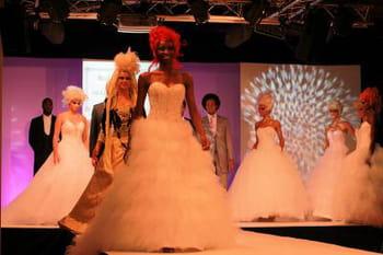 Salon du Mariage et du Pacs : les plus belles robes de mariée