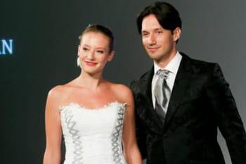 Défilé de robes de mariée au Grand Salon du Mariage de Paris