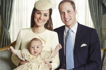 Prince George : les photos du baptême