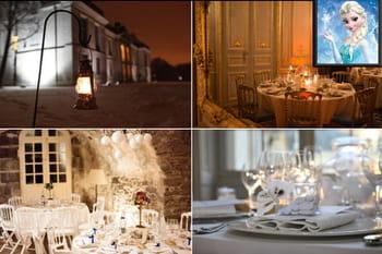 Mariages d'hiver : 14 déco de wedding-planners