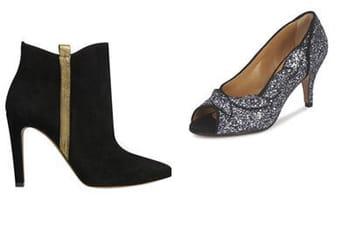 Jolies chaussures pour hiver tendance