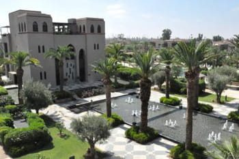 Voyage au Four Seasons Resort Marrakech