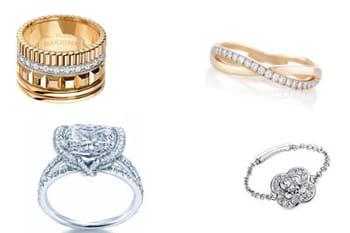 Bagues de fiançailles : 20 nouveautés tendance