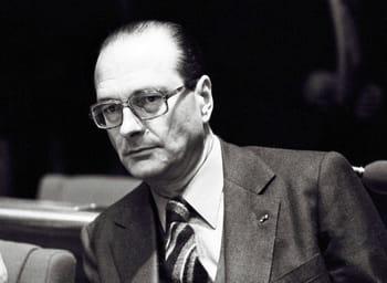 Jacques Chirac: une vie en images