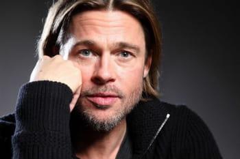 Brad Pitt, jeune marié le plus sexy d'Hollywood