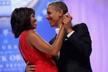 Michelle et Barack Obama s'aiment et cela se voit