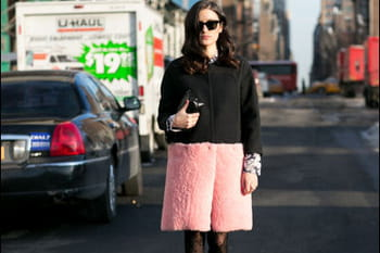 Street looks fashion week : les New-yorkaises, reines du style