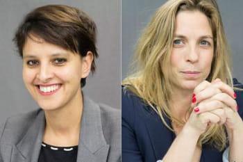 """Najat Vallaud-Belkacem:""""Il est nécessaire de former tous les acteurs sociaux au cycle des violences conjugales"""""""