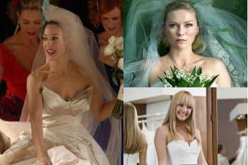 Les robes de mariées du cinéma