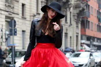 Fashion week Milan : street looks magnifico !