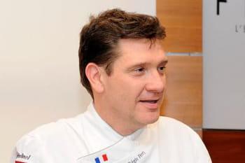 Régis Ferey (Chef pâtissier de l'Elysée):Régis Ferey, chef pâtissier des Présidents