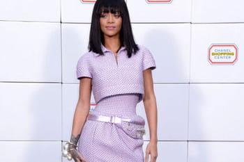 Rihanna : tous ses looks pour la fashion week parisienne