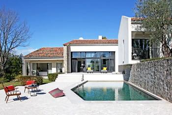 Maison d'archi : le rêve sur la Riviera
