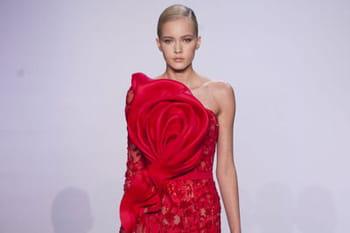 Robes des défilés printemps-été 2014 : un rêve couture