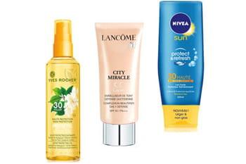 Crème solaire : les nouveautés de l'été