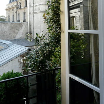 Balustrade de balcon