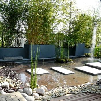 Un bassin sur la terrasse balcon et terrasse comment les rendre plus verts journal des femmes - Bassin balcon terrasse le mans ...