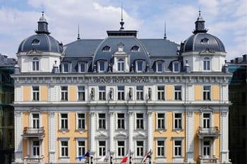 Cinq grands Budapest hôtels