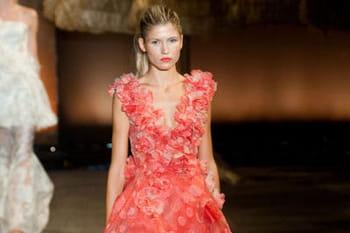 Place au rêve avec les plus belles robes desdéfilés printemps-été 2014