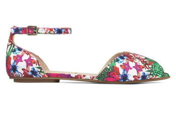 Les chaussures de l'été nous font du pied