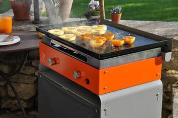 Barbecues, planchas et braseros pour cuisiner au jardin
