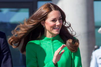 Les plus beaux looks de Kate Middleton en voyage officiel