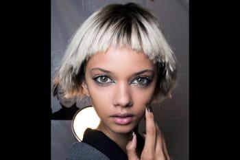 Coloration : des nuances de gris dans les cheveux