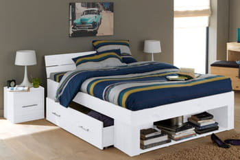 Des lits ingénieux pour gagner de la place