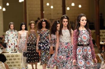 Le défilé Croisière Chanel fait escale à Dubaï