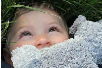 Votre enfant et son doudou : les photos