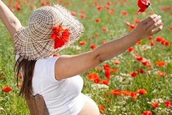 Bien vivre sa grossesse en été
